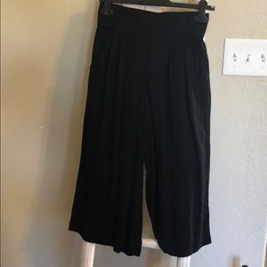 Culottes high waisted pants